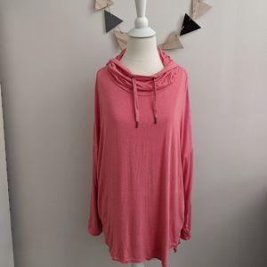 Avia Pink Hoodie Sweatshirt